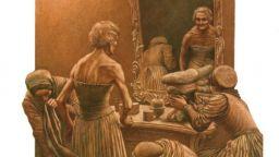 С илюстрациите на Ясен Гюзелев в света на Пушкин и Жул Верн