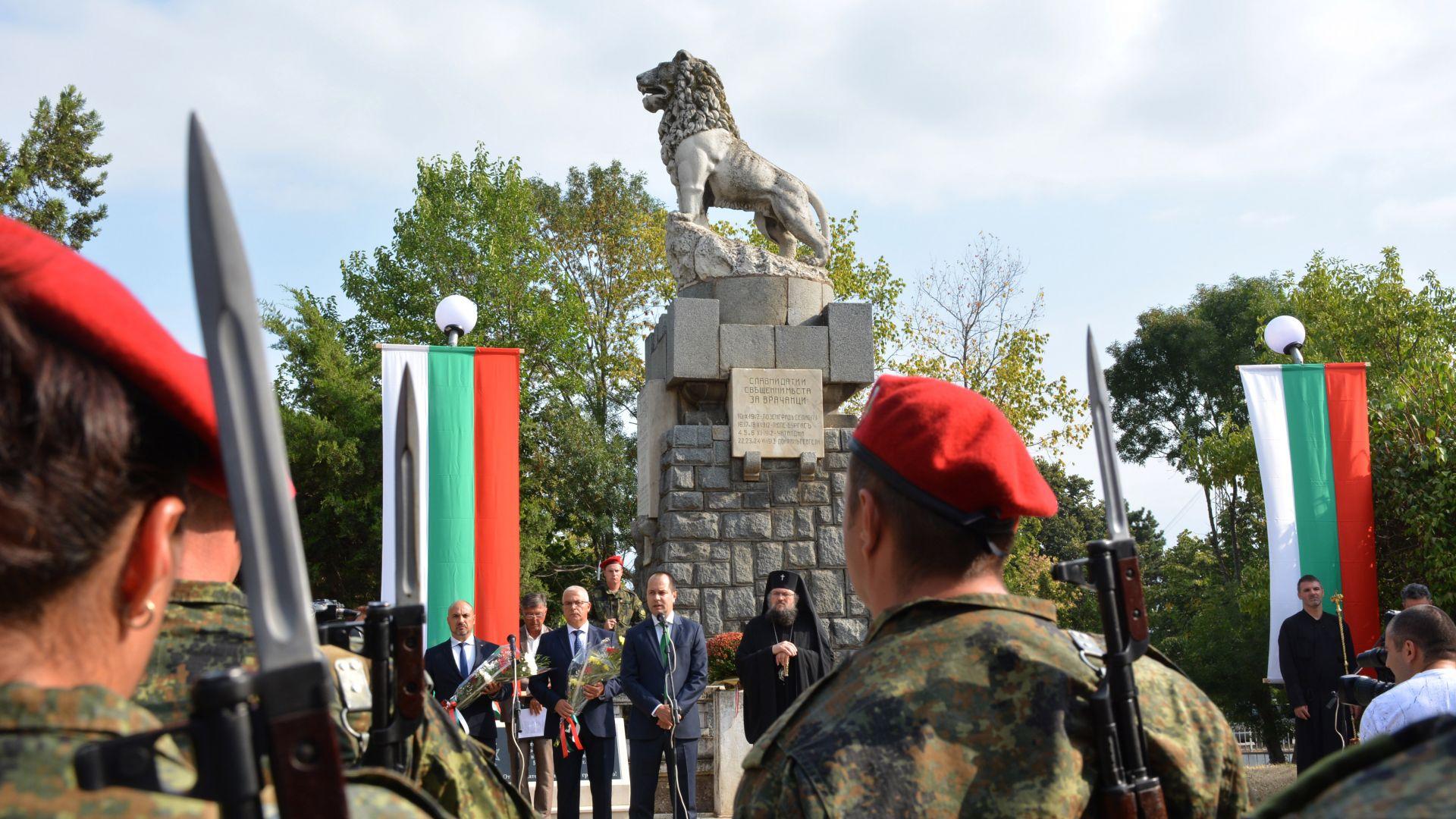 С тържествен молебен в Пловдив започнаха тържествата по повод 134