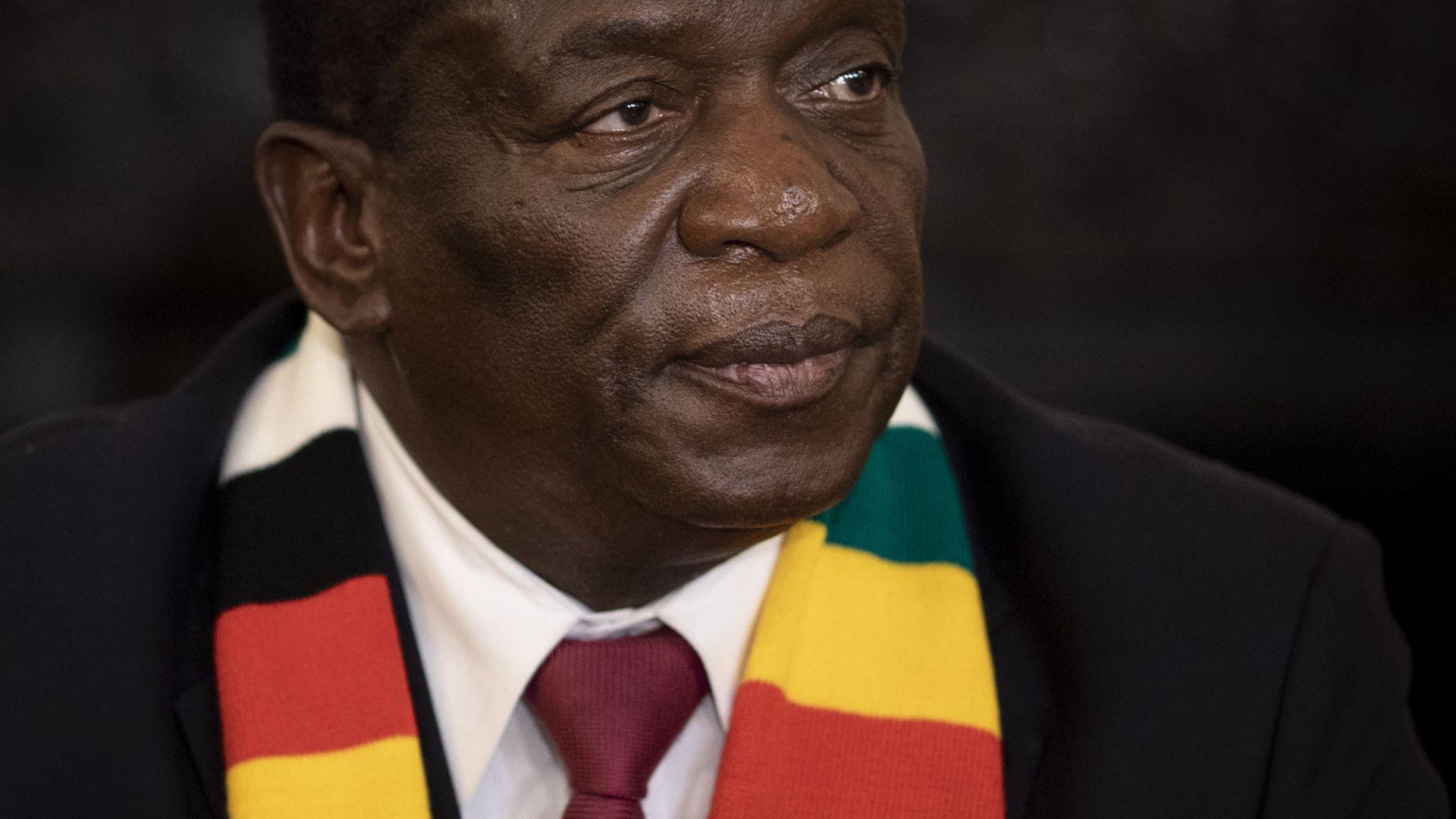 Робърт Мугабе и Западът: от любовта до омразата