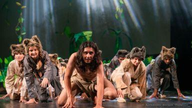 Премиерна среща с Маугли в Опера Пловдив