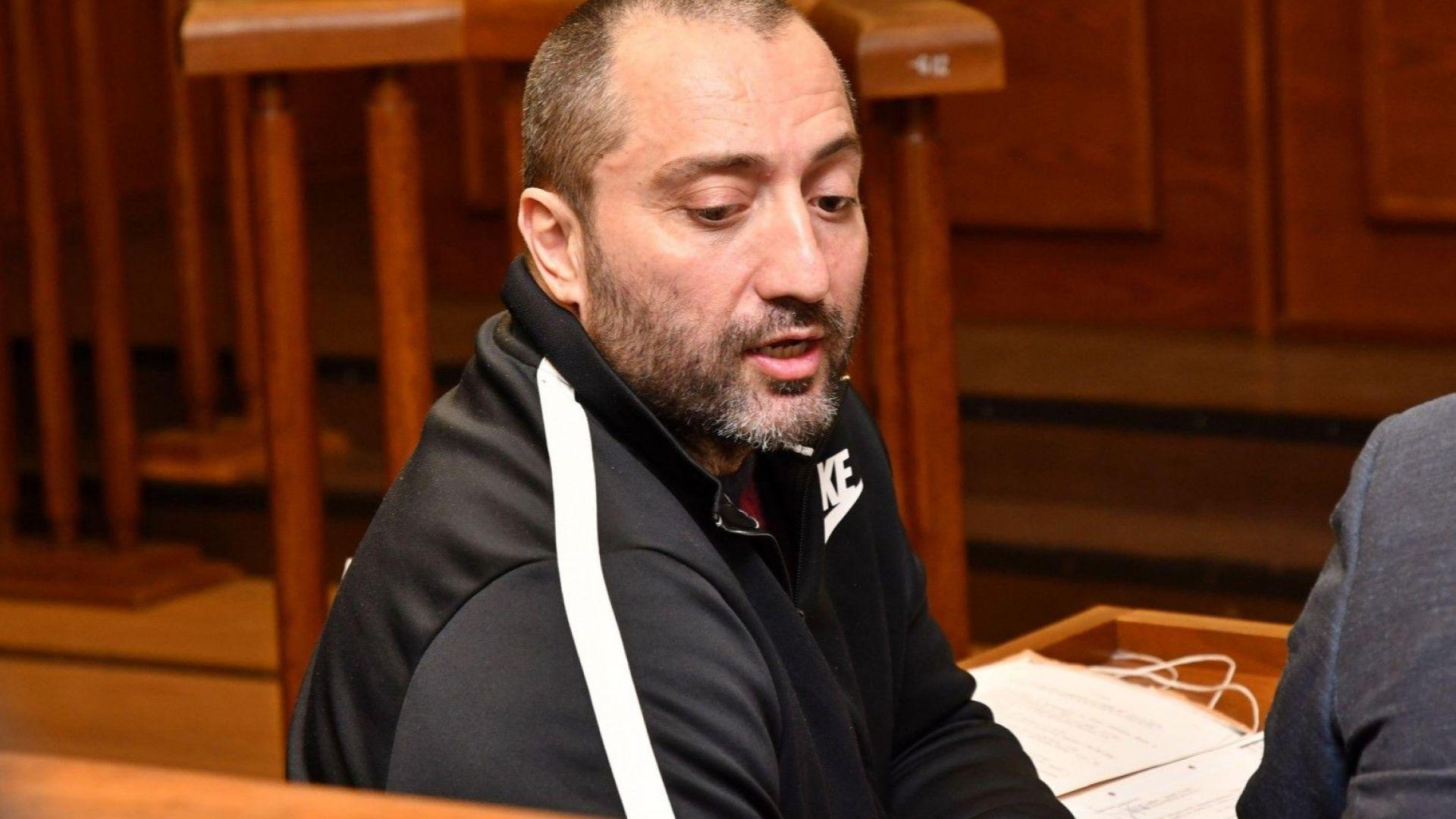 Специализираният апелативен наказателен съд прекрати делото срещу несебърския бос Димитър