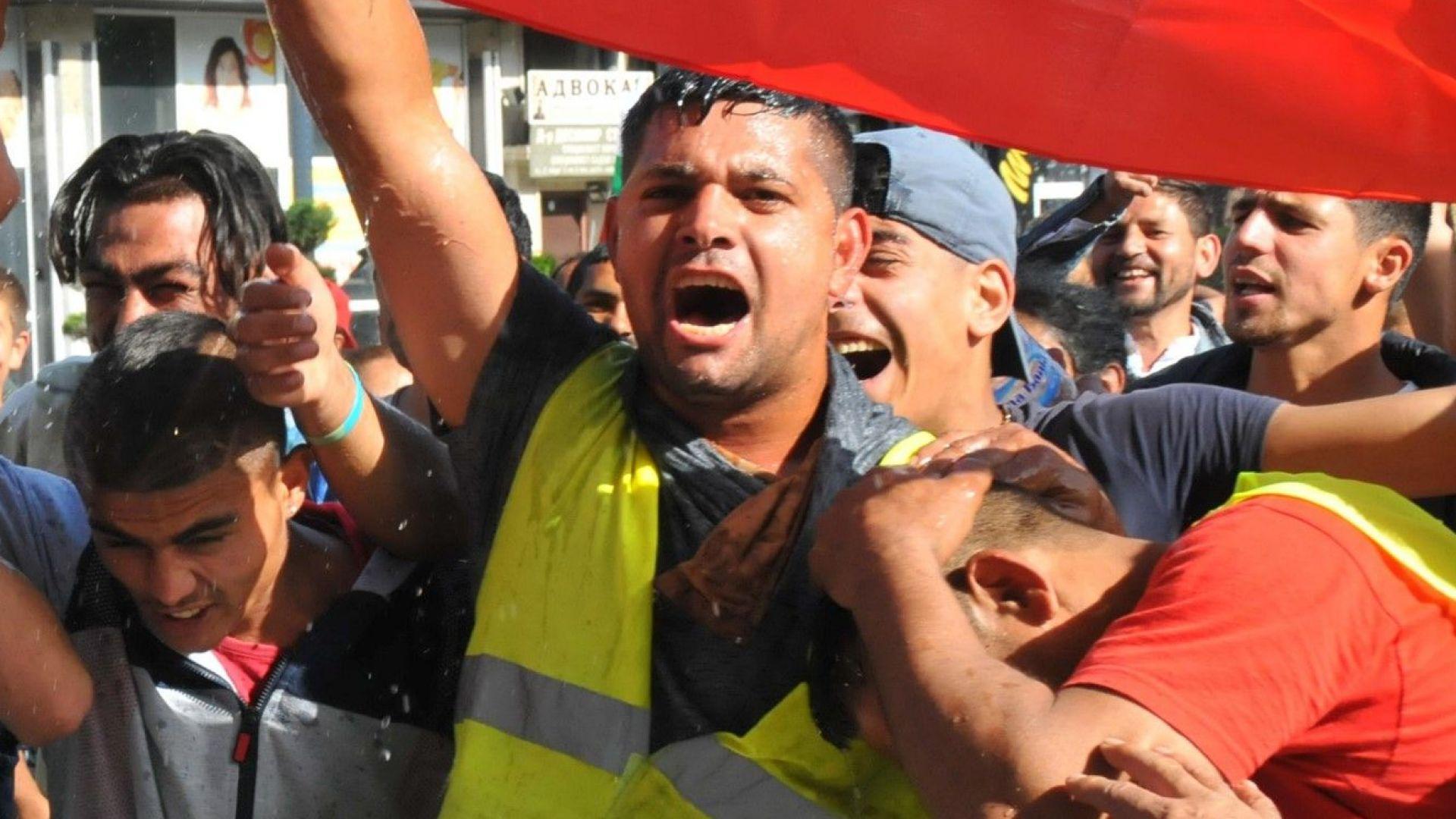 Повечето роми нямат доверие в полицията и правосъдието у нас, показват данни на ЕК