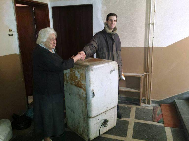 Старите български хладилници не се предават на времето и продължават да работят безпроблемно дори да имат забележки по външността
