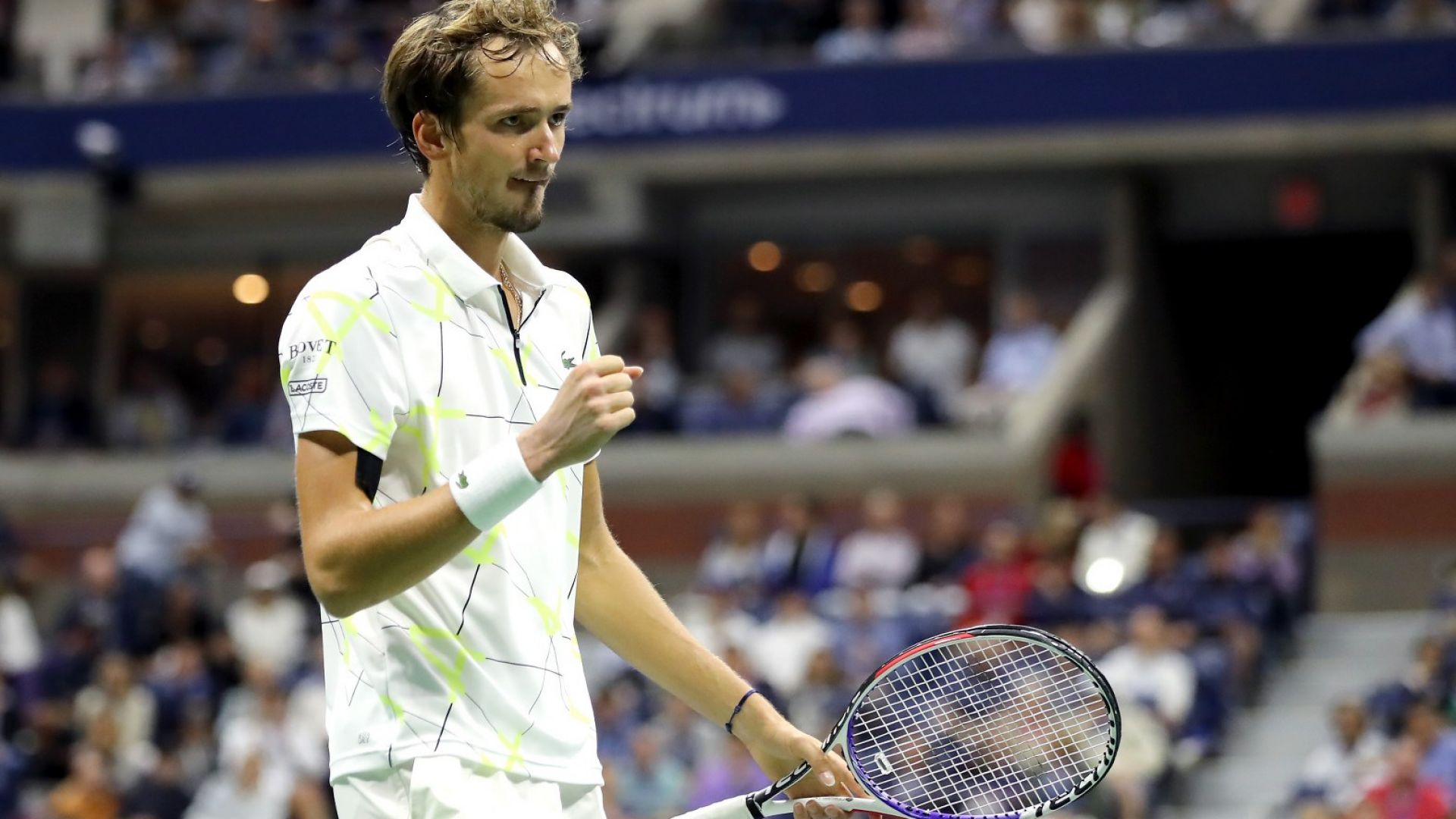 Шефът на руския тенис: Победата на Медведев бе гросмайсторска