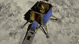 Индийската космическа агенция загуби връзка с Чандраян-2 при кацането на Луната