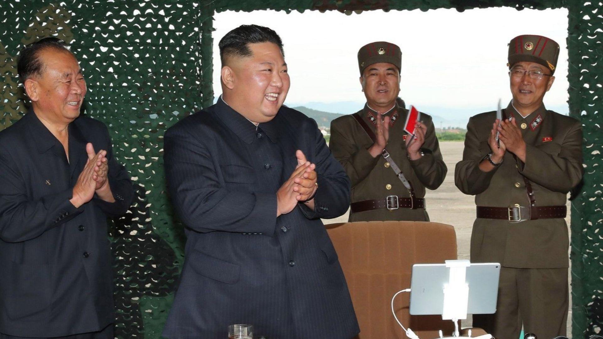 Американски гражданин, освободен от Северна Корея, твърди, че е шпионирал за ЦРУ