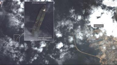 Пуснатият от Гибралтар ирански танкер се озова край Сирия