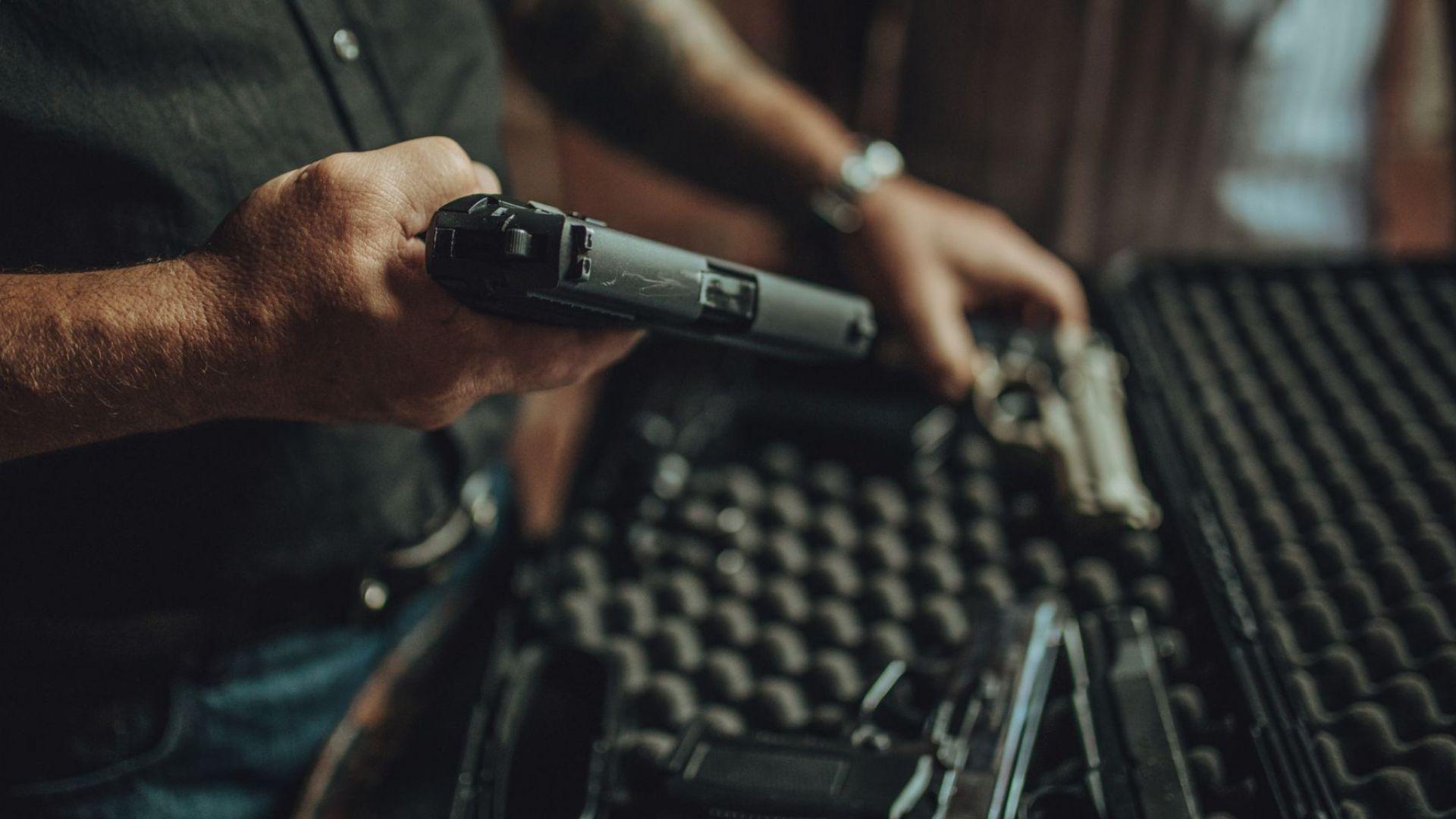 В Истанбул е задържана пратка оръжие за България