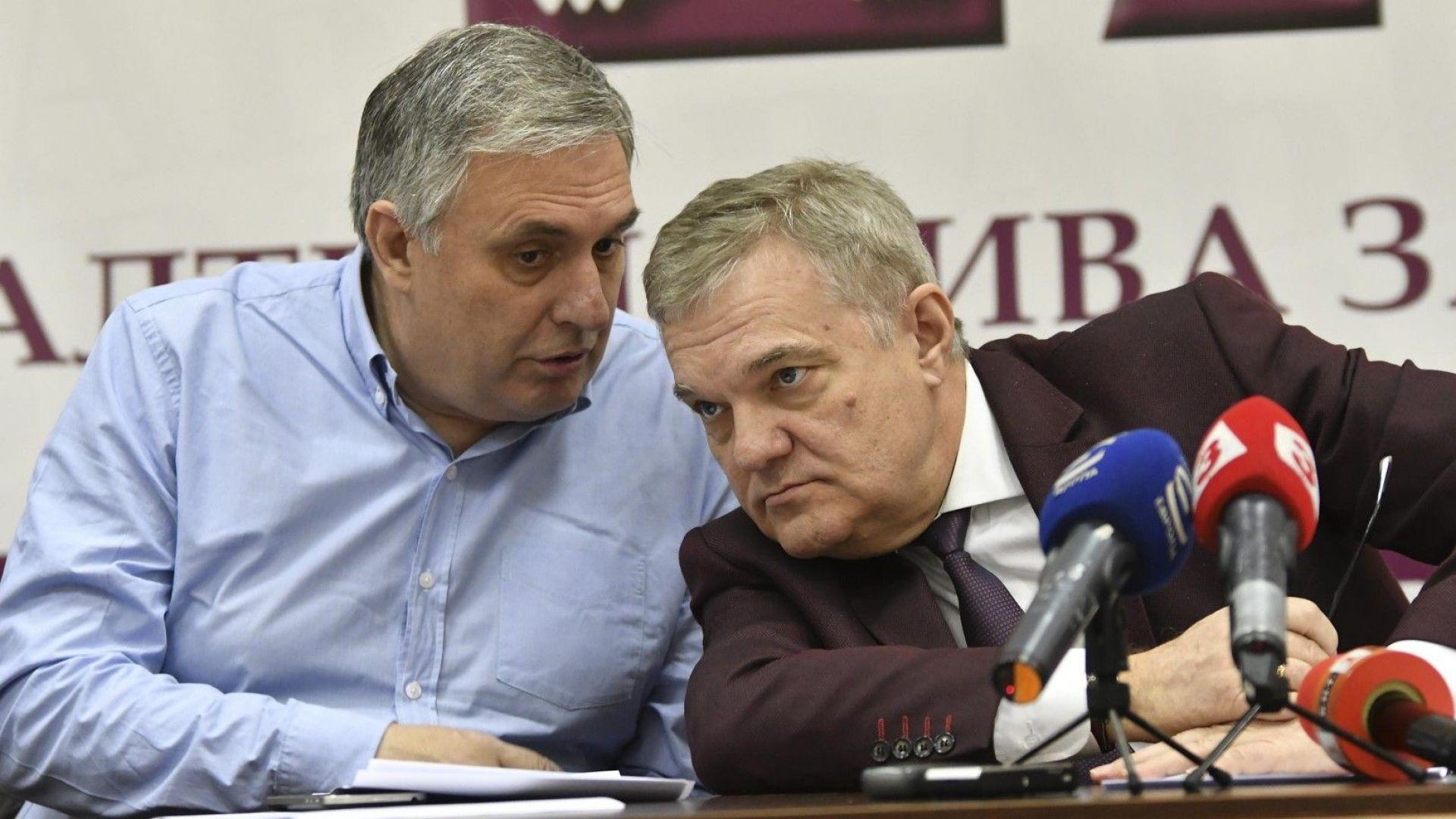 Ивайло Калфин оглави листата на АБВ в София, партията подкрепи Мая Манолова