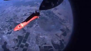 Турция тества успешно първата си крилата ракета с бойна глава (видео)