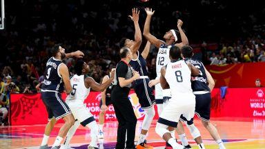 Две велики баскетболни сили на бунт срещу съдийството на Световното