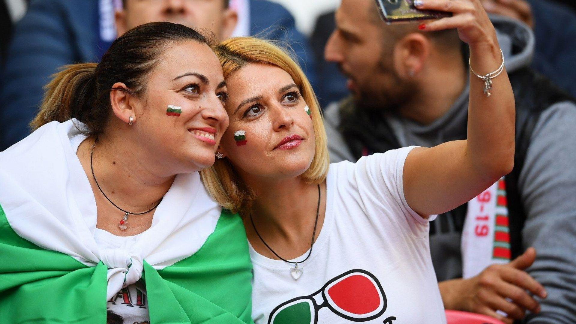 Феновете изкупиха 10 000 билета за България - Англия
