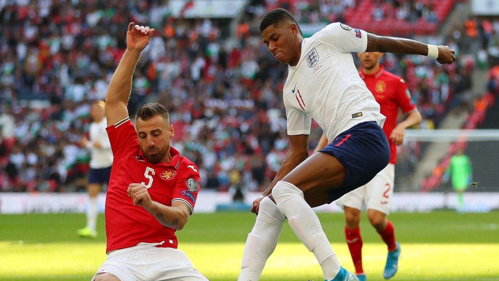 Още един ас на Англия под въпрос за мача в София