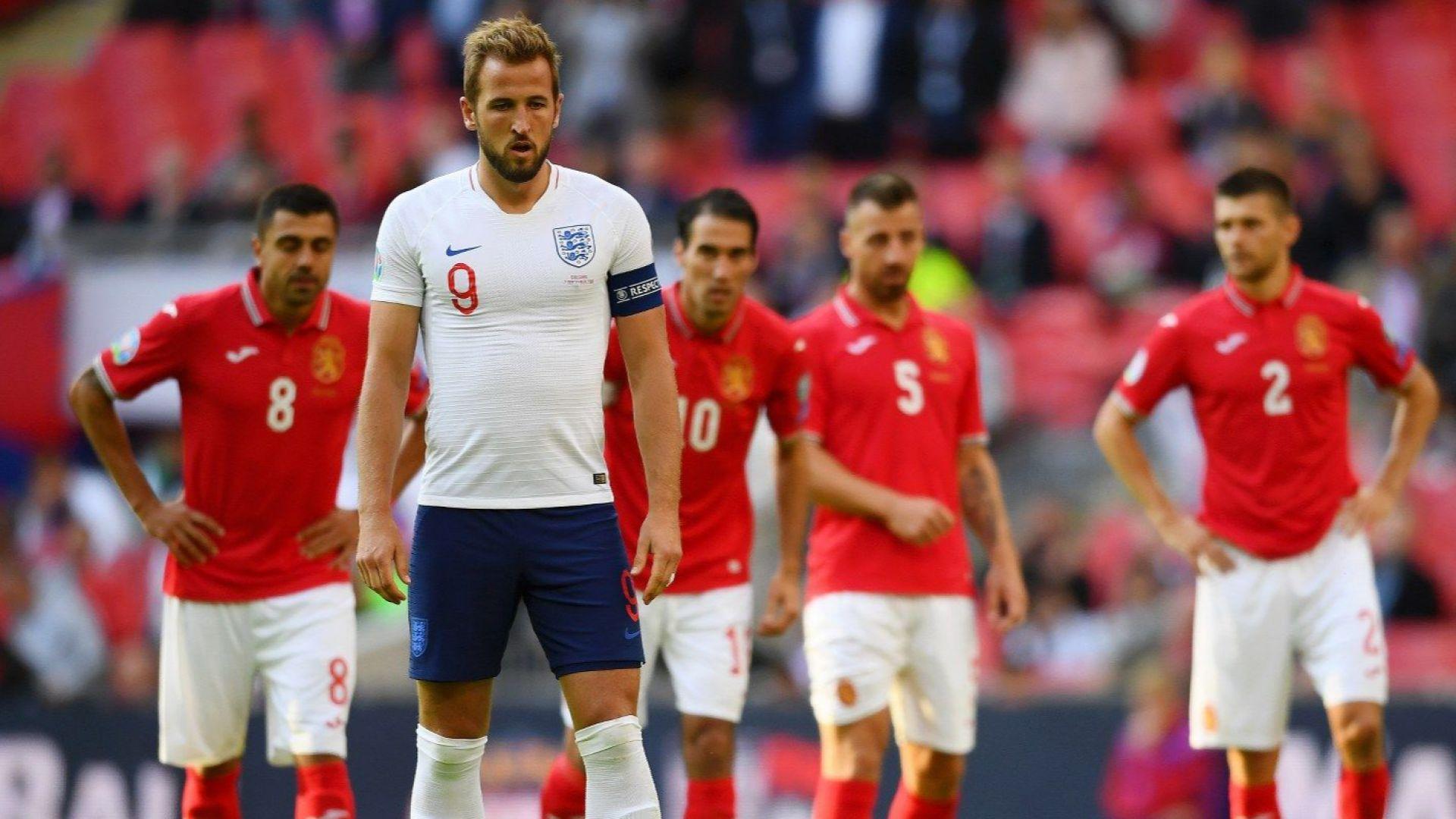 Расизъм и от английска страна: Нарекоха играчите ни цигани (видео)