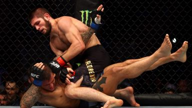 UFC не е в контакт с Хабиб, но шампионът не се е отказал официално