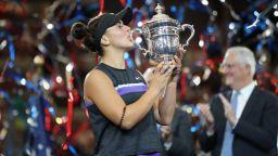 "Шампионка от US Open пропуска ""Ролан Гарос"" и остатъка от сезона"