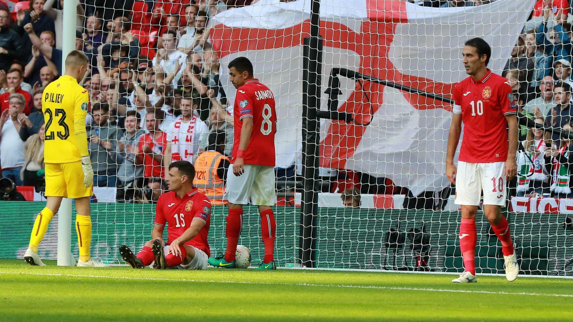 В Англия за българския отбор: Като старо и уморено магаре. Нашите не се изпотиха
