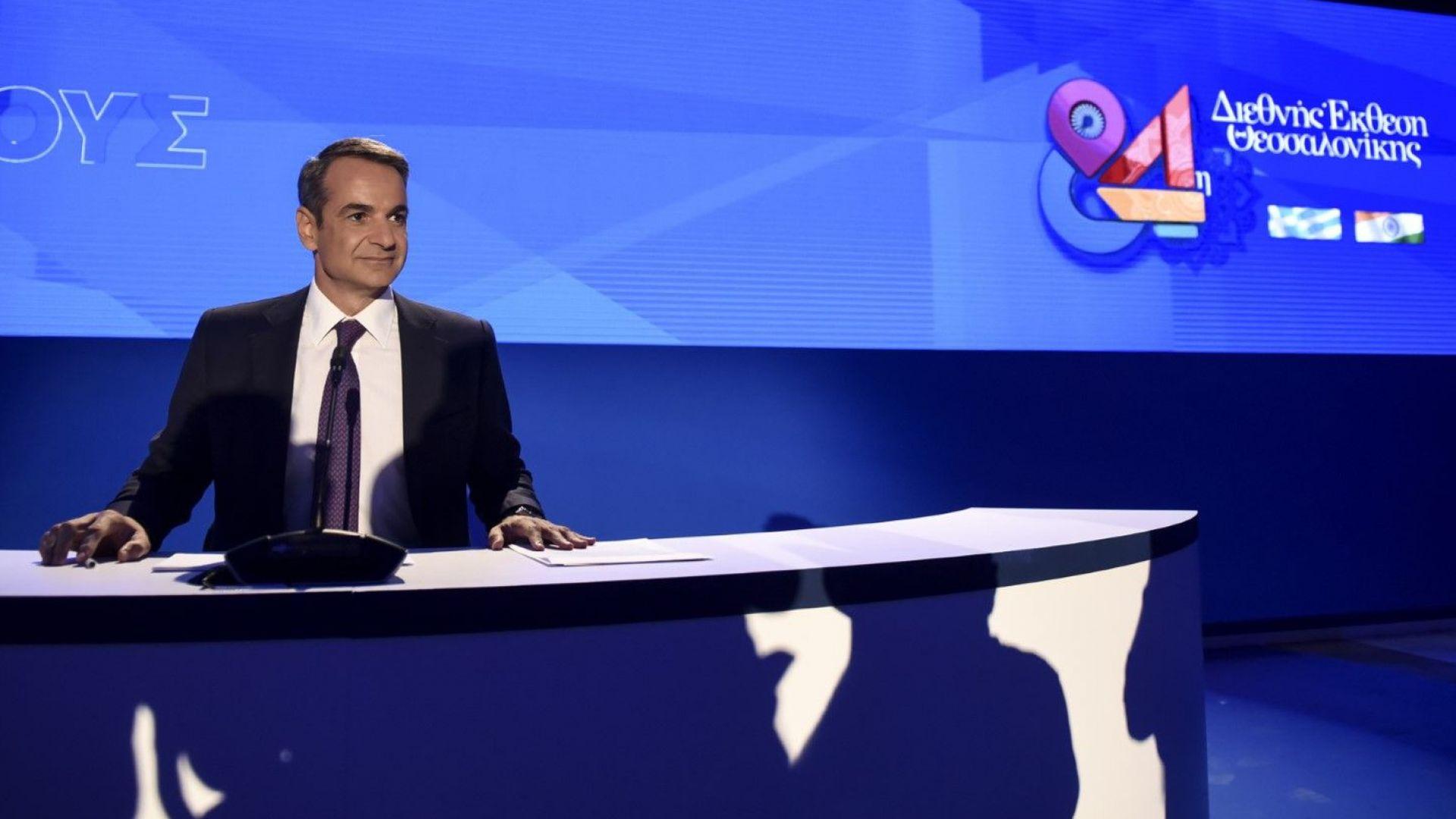 Основните гръцки партии с отпор срещу турските действия в Средиземно море