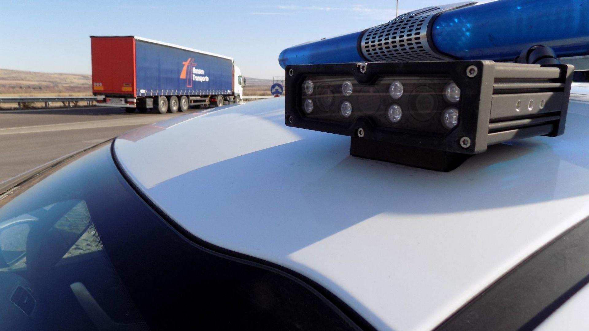 1000 лева глоба и условна за шофьор, подкупвал полицаи