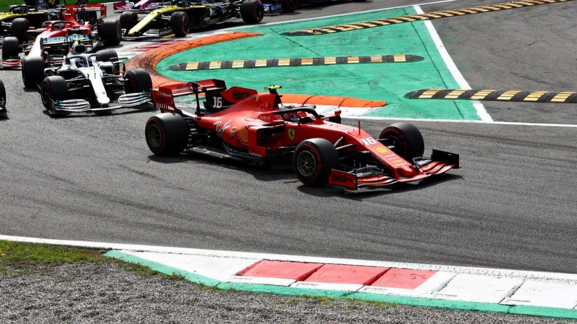 Легендарна писта остава във Формула 1 до 2025 година