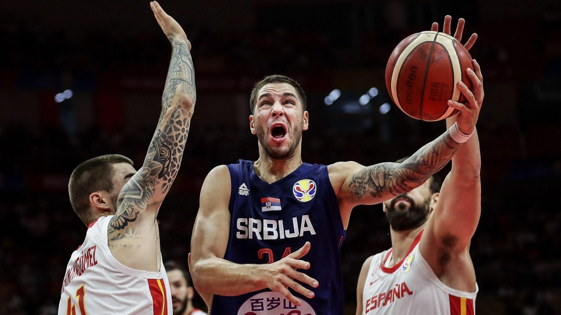 Сърбия си намери майстора на Световното по баскетбол