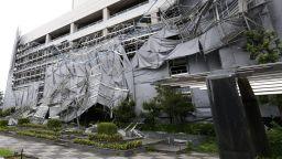 Мощен тайфун удари Токио, стотици хиляди бяха евакуирани (снимки и видео)
