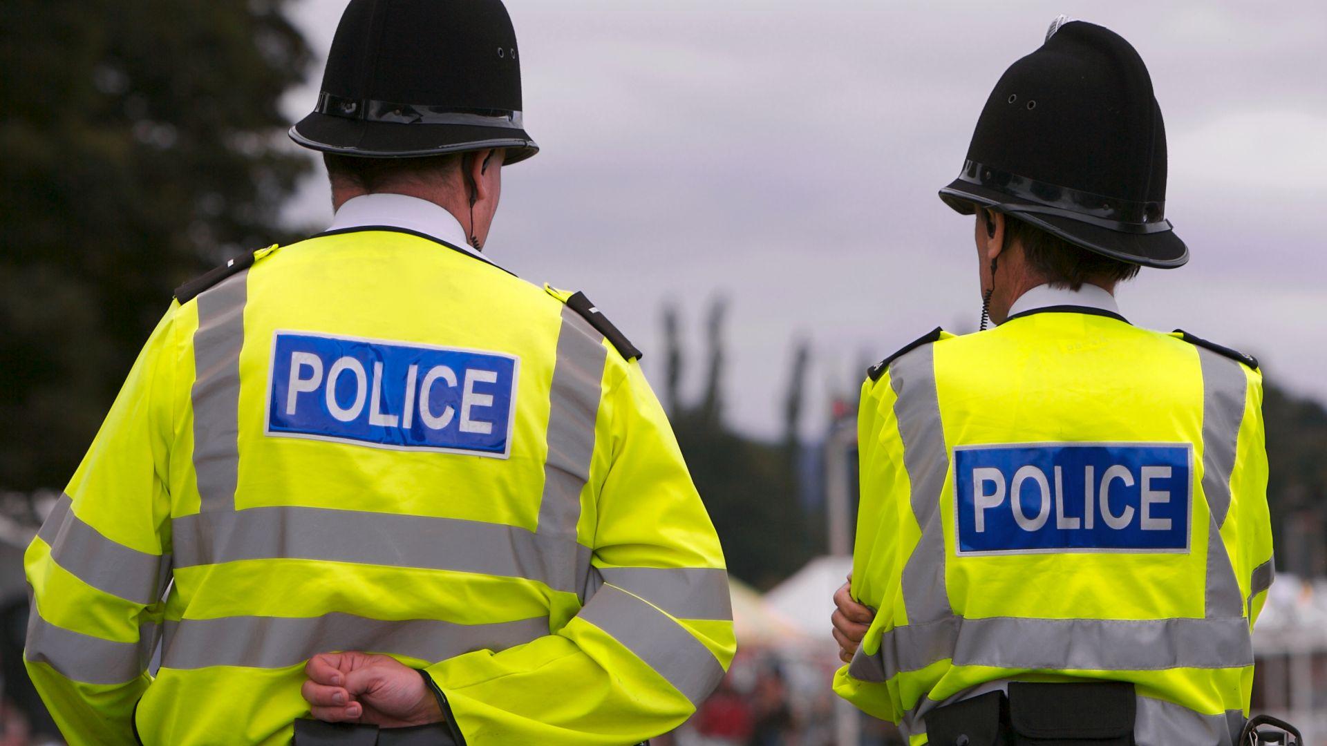 При безредици в Лондон бяха ранени 15 полицаи (видео)