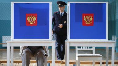 """""""Единна Русия"""" остава водеща политическа сила след местните избори"""