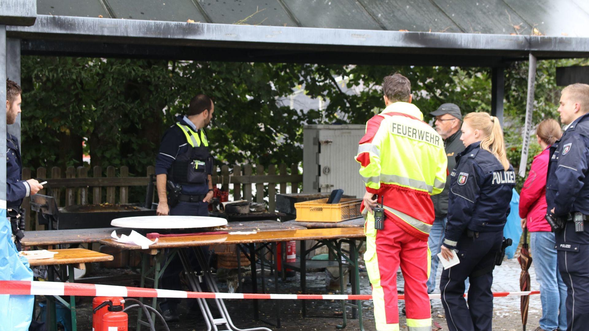 Почина жена, ранена при взрива на тиган на кулинарен фестивал в Германия