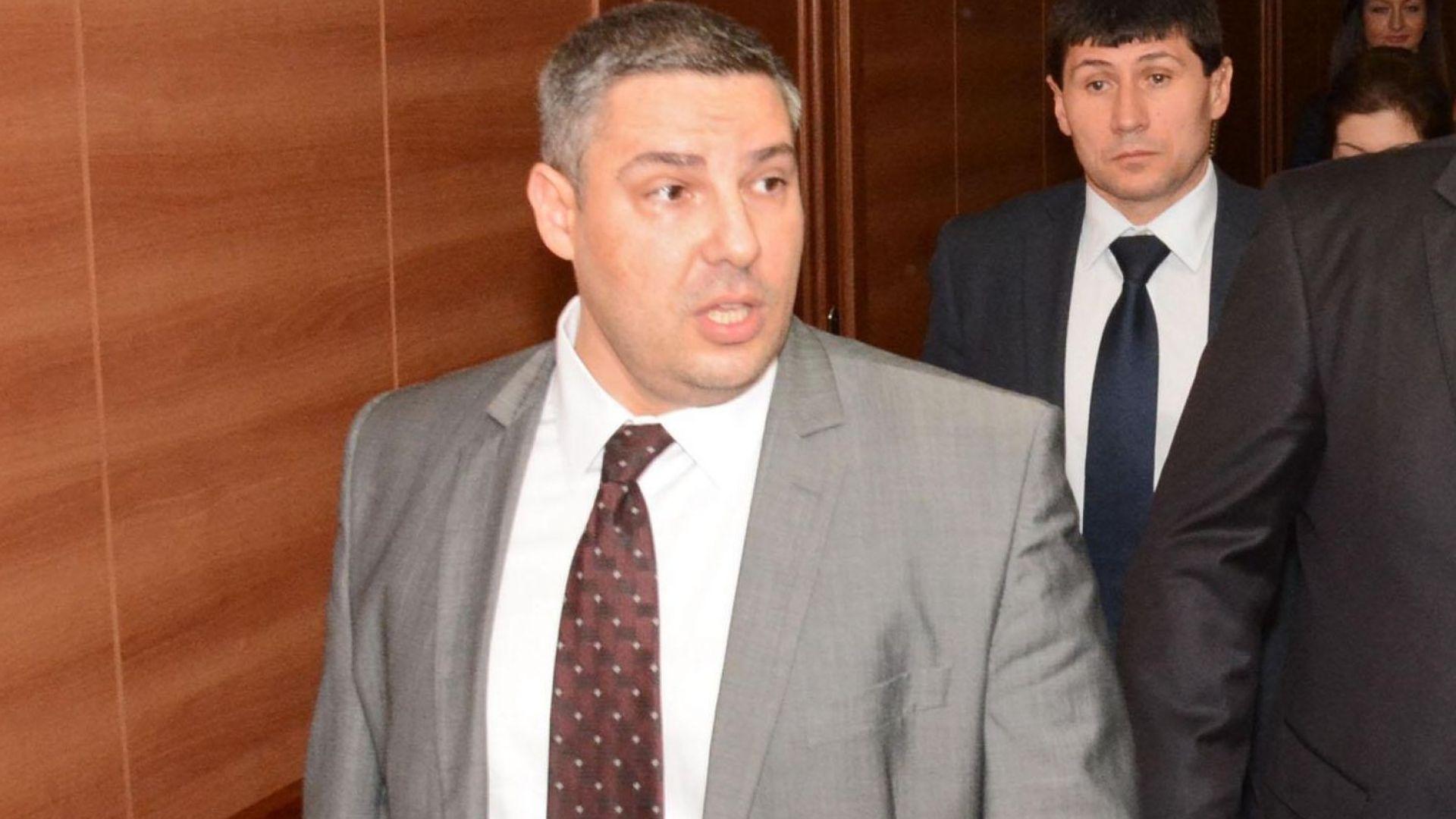 И днес не освободиха Методи Лалов като съдия в столичния Районен съд
