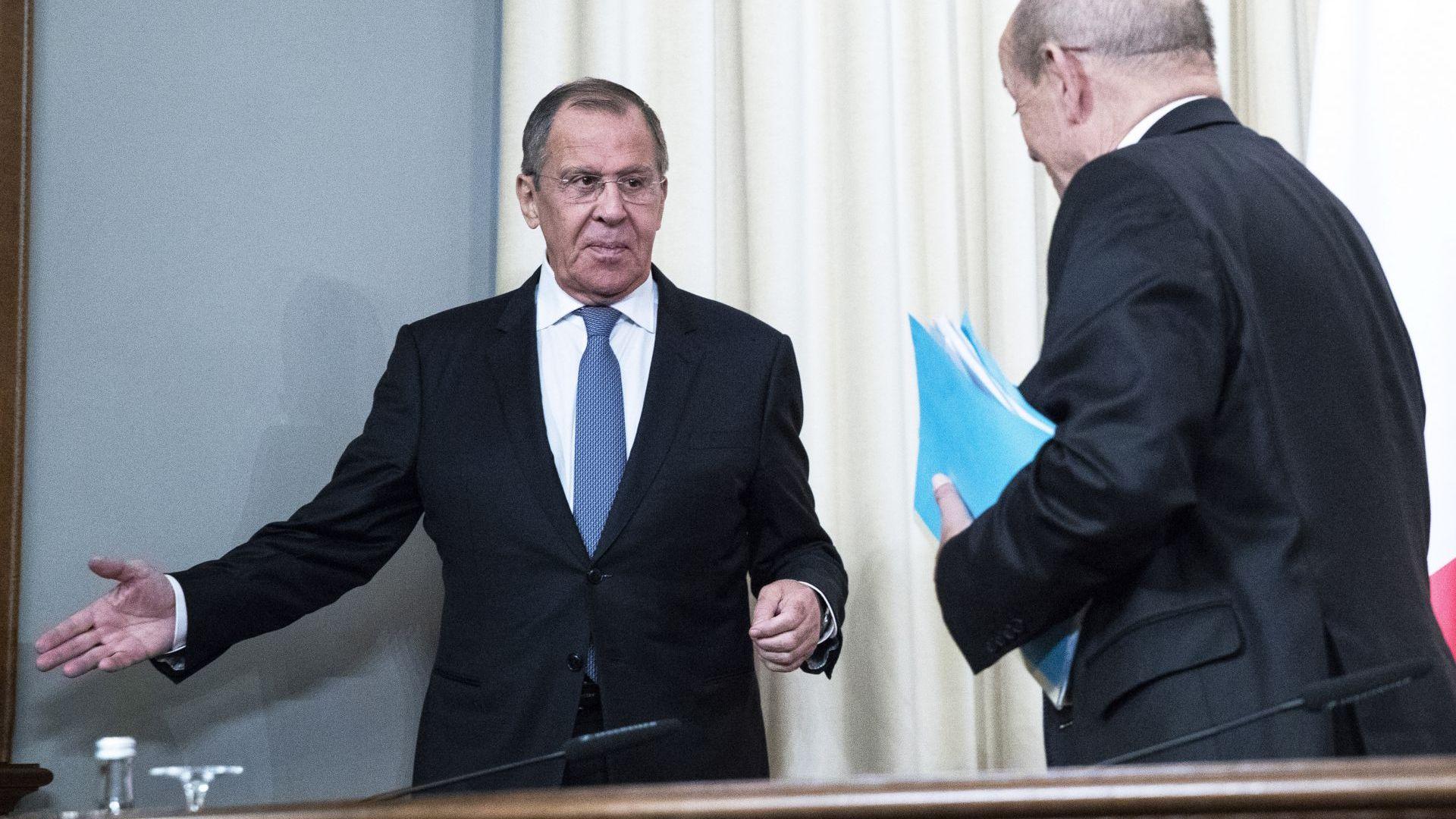 Русия разкри на Франция стратегията си за ракети със среден обсег