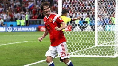 Бразилец отново е герой за Русия (резултати)