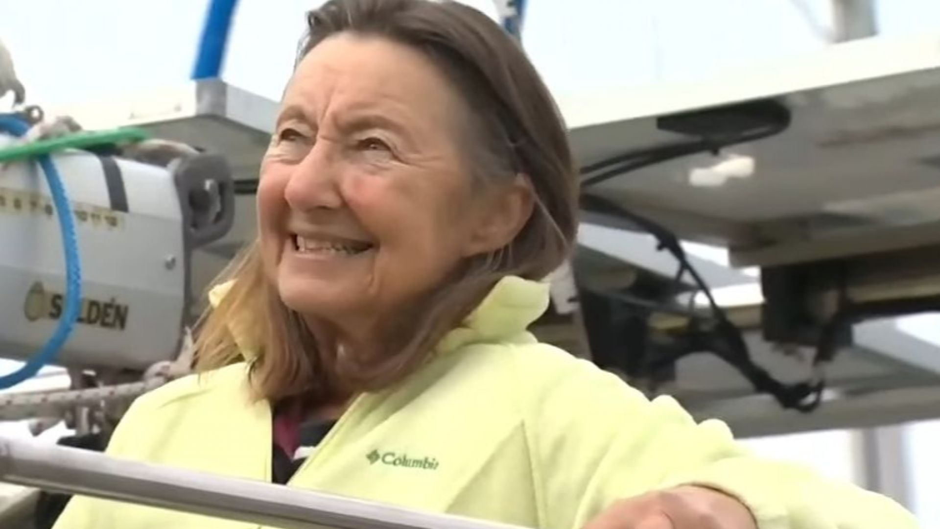 77-годишна британка стана най-възрастният човек, обиколил света по море сам