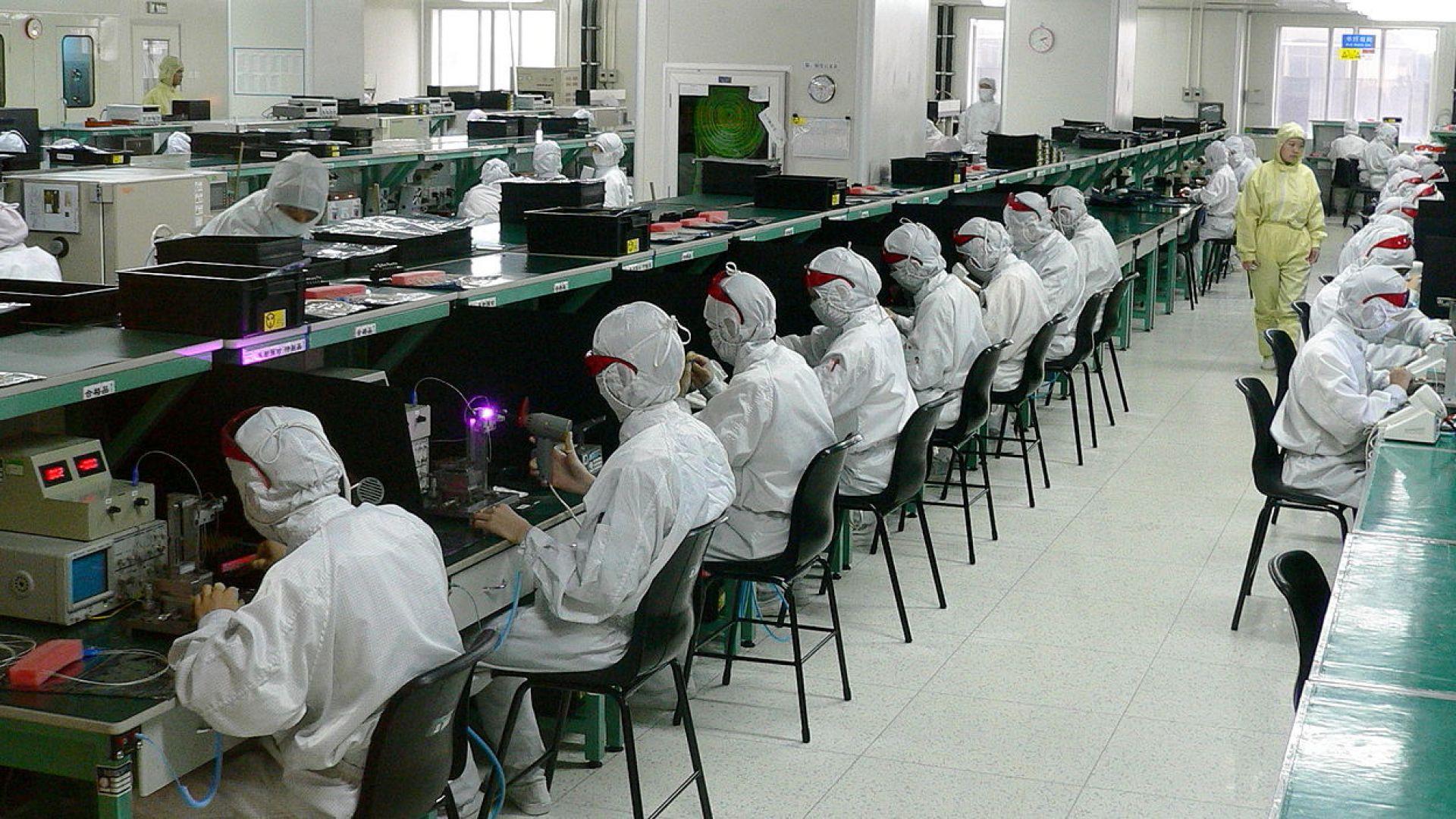 iPhone 11 се прави с редица нарушения на трудовото право в Китай