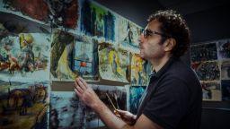 """""""Физика на тъгата"""" на Тео Ушев спечели наградата """"Ирис"""" на Квебек за късометражен филм"""