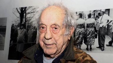 На 94 г. си отиде си един от най-авторитетните фотографи