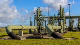 Спад на транзита на природен газ от България към Турция и Гърция