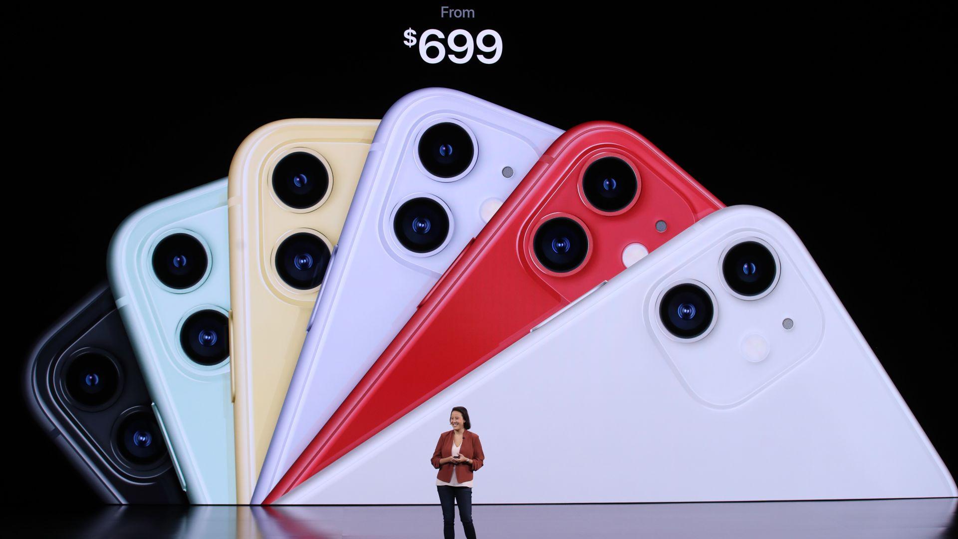 Колко бързо смартфоните губят стойността си