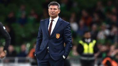 Сменят селекционера Балъков в петък след само 6 тъжни мача