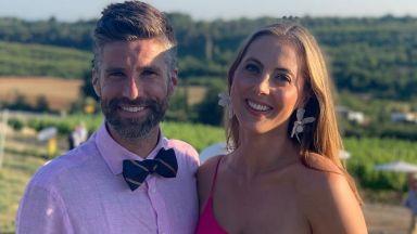 Дъщерята на Сюзън Сарандън се разведе месец преди да роди третото си дете
