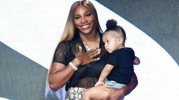 2-годишната дъщеря на Серина Уилямс с дебют на Седмицата на модата в Ню Йорк