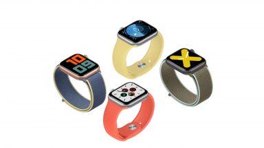 Apple представи новото си поколение умни часовници