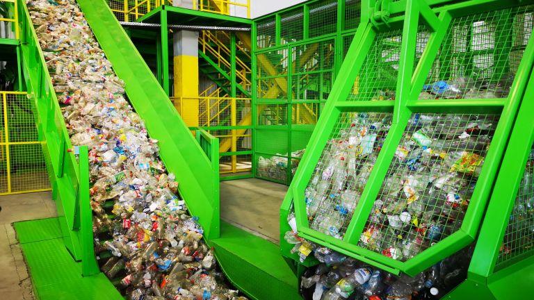 Днес 85% от столичните отпадъци се оползотворяват в инсталациите на завода за преработка на боклук