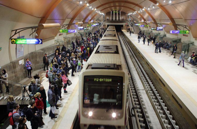 Освен че има оценка за реализирането на най-чистото метро в Европа, с него София спестява огромни количества вредни емисии.