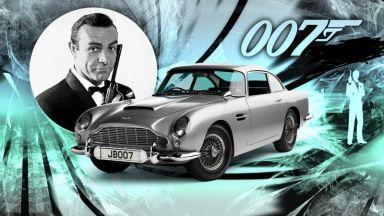 Показват колата на Джеймс Бонд в Бургас