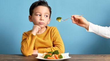 Защо да предлагаме на децата по три зеленчука едновременно