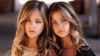 Те са най-красивите близначки на света