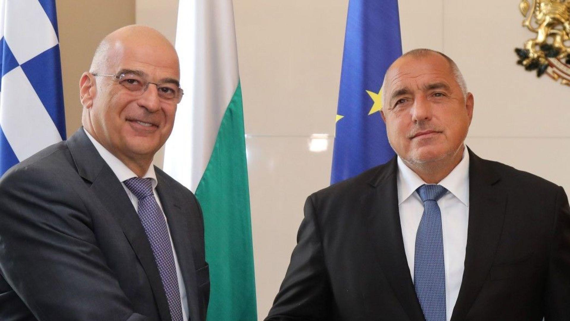 Борисов заяви, че парите за газовата връзка с Гърция са осигурени