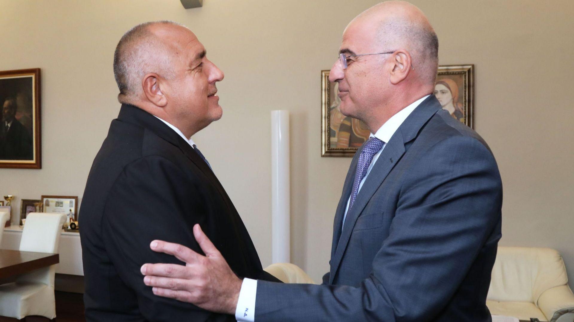 С Гърция сме стратегически партньори. Четиристранният формат на разговори между