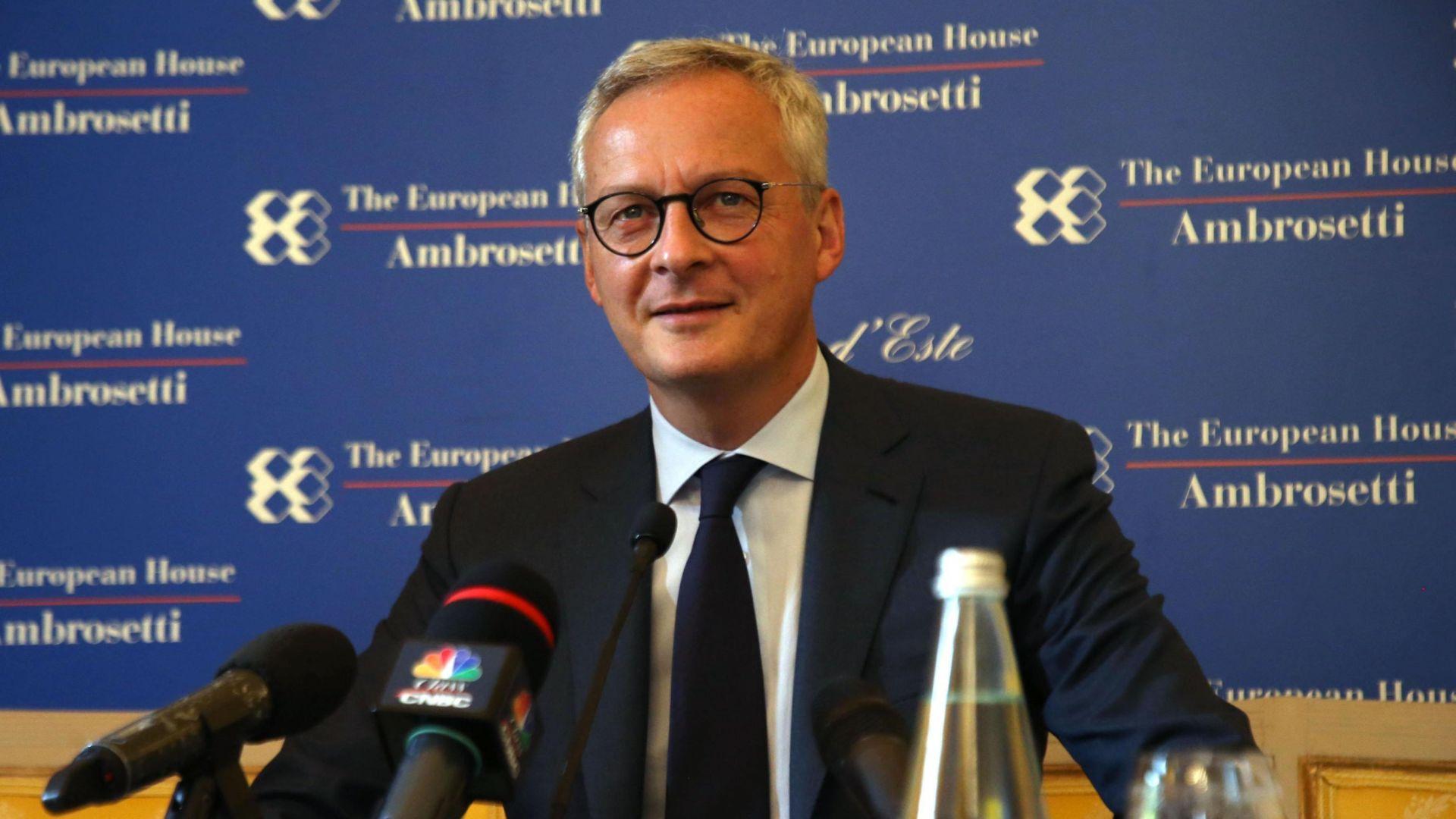 Франция обяви помощ от 45 млрд. евро за компаниите и служителите